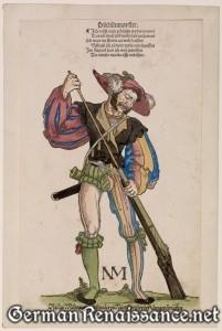 landsknecht arq bare leg