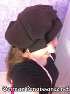 Mockup of hat
