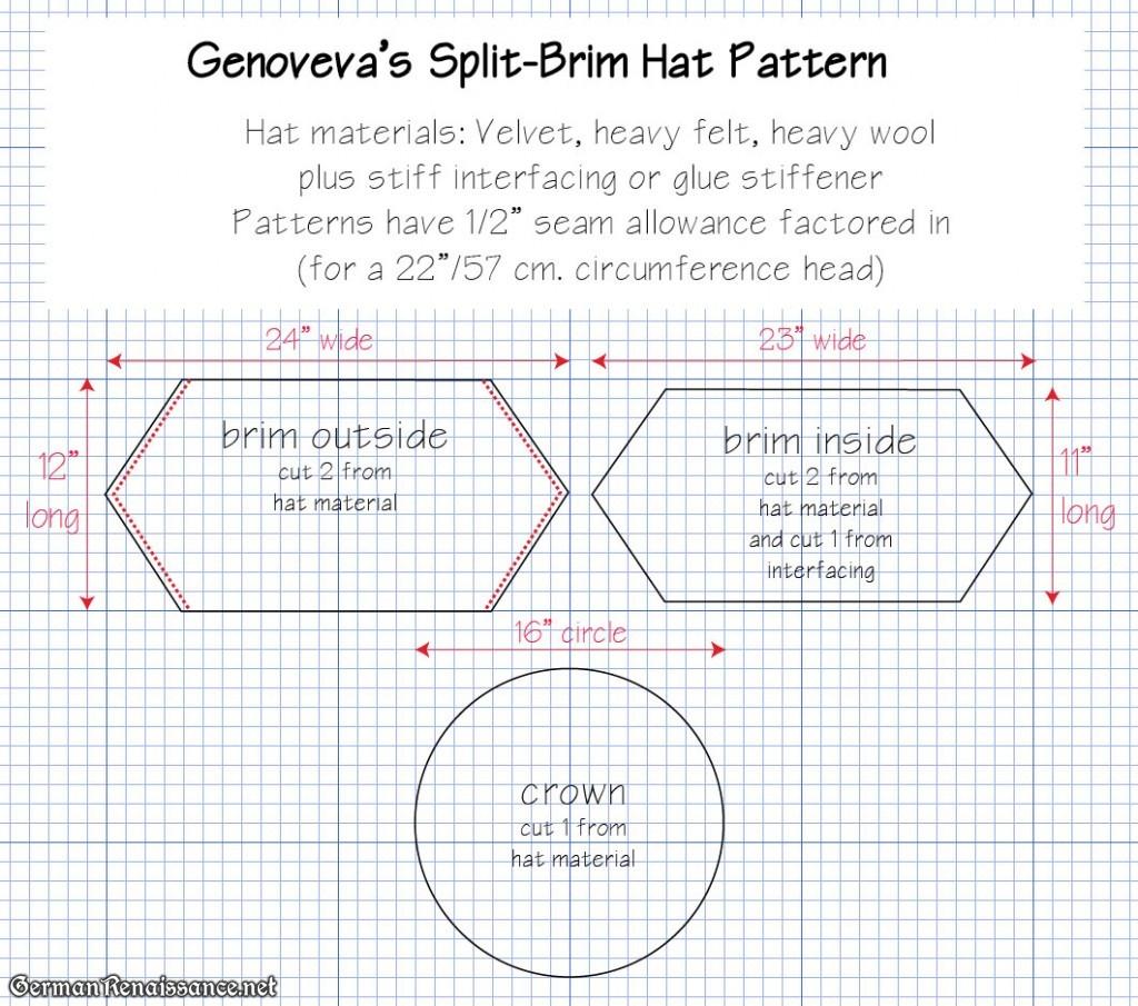 genoveva-split-brim-hat
